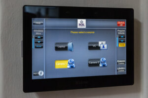 control system interface